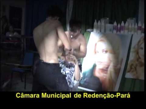 SACANAGEM NA CÂMARA MUNICIPAL DE REDENÇÃO PA