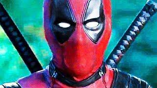 DEADPOOL 2 Official Trailer (2018) Ryan Reynolds Superhero Movie HD