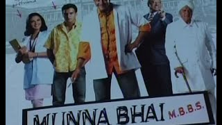 Munna Bhai MBBS... Making of a blockbuster movie - Part 1