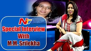 Music Director MM Srilekha Special Interview | Weekend Guest | NTV