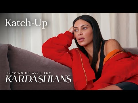 Keeping Up With the Kardashians Katch Up S13 EP.3 E