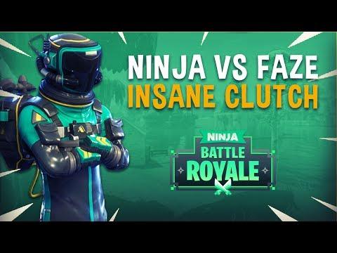 Xxx Mp4 Ninja Vs Faze Game 2 Insane Clutch Fortnite Tournament Gameplay 3gp Sex