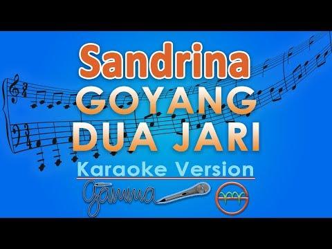 Sandrina - Goyang Dua Jari KOPLO (Karaoke Lirik Tanpa Vokal) by GMusic