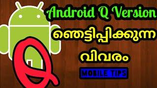 Android Q Latest News 2019
