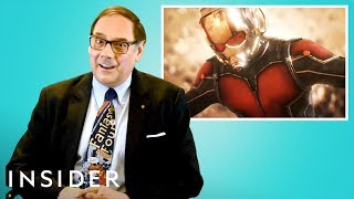 Physicist Breaks Down The Science Of 10 Iconic Marvel Scenes