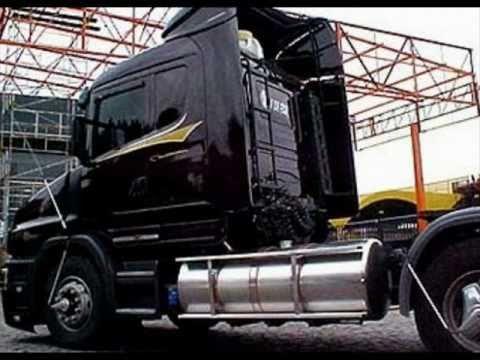 Scania séries limitadas