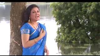 Bangla music video modeling song Ke jaire vatir gang baya