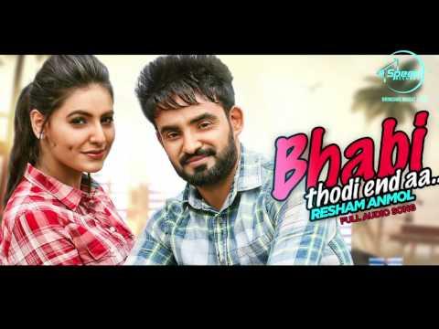 Bhabi Thodi End Aa (Full Audio Song)   Resham Anmol   Punjabi Song Collection   Speed Records