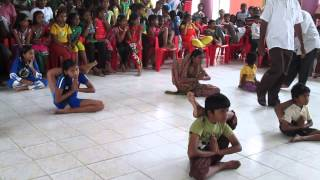 Sinega 5th level - State level JUNIOR & SENIOR yoga championship - 2014 at Cuddalore