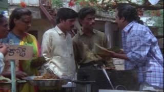 Rambantu Movie ||  Easwari Rao Scene || Rajendraprasad, Easwari Rao