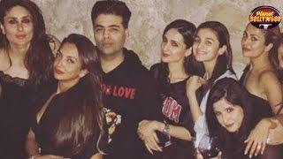 Kareena-Saif,Alia-Sidharth & Others Party Hard | Bollywood News
