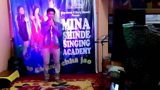 India's Raw Star Audition Video - Neel  Patel  - Video #1