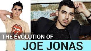 The Evolution Of Joe Jonas