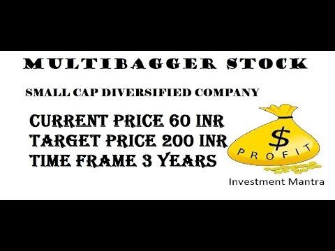 Multibagger Small Cap || Hidden Gems  || 3x-5x Return