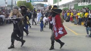Grupo Arrecife Mix Merengue 2017 | En San Lucas Sacatepéquez - Nueva Evolución - GudyBranTV