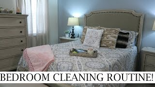 Bedroom Deep Cleaning Routine  | Speed Clean With Me | Erica Lee