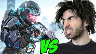 PLAZMA BURST 2 vs The World's Worst Gamer!