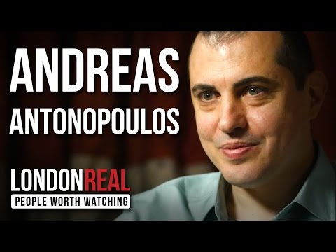 watch Andreas Antonopoulos - The Death of Money - PART 1/2 | London Real