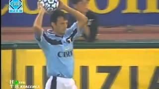 Classic match serie A 2000 Lazio vs Milan full