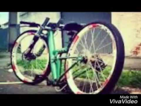 Bike de malandro video oficial