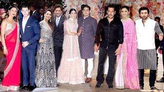 All Bollywood Celebs At Mukesh Ambani