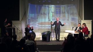 "Wieland Backes mit dem ""großen Namen"" LIVE    Gast: Helmut Krauss (alias Marlon Brando)   CONMEDIA"