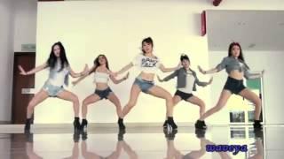 Harlem Shake Waveya K-POP DANCE (WDFDP)