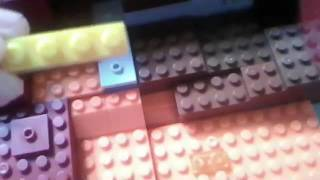 Minecraft lego Song Trailer creeper