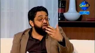 د.حسام أبو البخاري و م.فاضل سليمان-فضح فيلم المتنصرون 4/4