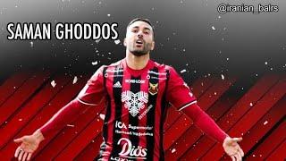 Saman GHODDOS | Iran | Östersunds FK | 2017/18