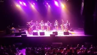 Masana Kali CRCrewz opened for Tinariwen Show at Life Centre Kuala Lumpur on Nov 13th.