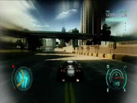 Need for Speed Undercover PC Exterme High speed race
