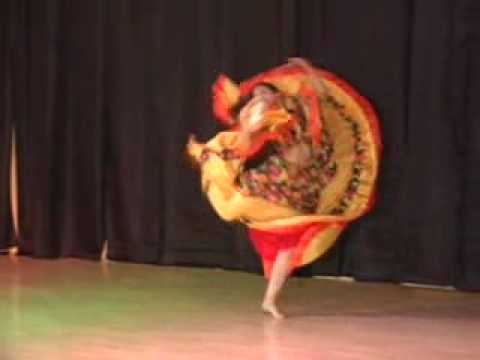 Russian Gypsy Dance to Circue du Soleil 2005