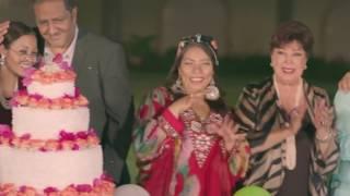 """يوميات زوجة مفروسة أوي ج3 - شوفوا أحلى حفلة جواز لـ   """" إنجي وعلي """""""