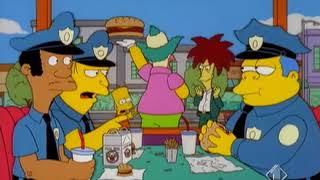 I Simpson ITA - Bart ammazza Krusty il Clown