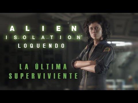 Alien: Isolation - DLC: La Última Superviviente (Loquendo) - ¡Final del 8to Pasajero!