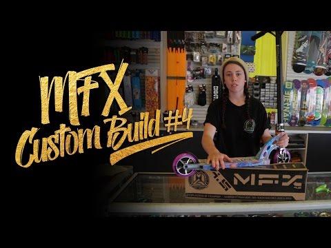Jess Boland   MFX Custom Build #4