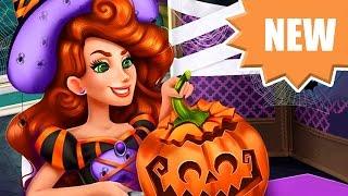 Halloween Disney Princess - Halloween Pumkin Carving - Disney Halloween Game