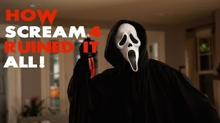 Movie Nights Reviews: How Scream 4 Ruined it All