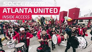 Atlanta United is Here to Create