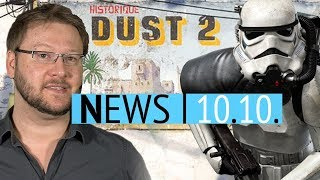 Dust2 wird entstaubt - Wolfenstein 2 uncut, aber ohne Nazis - News