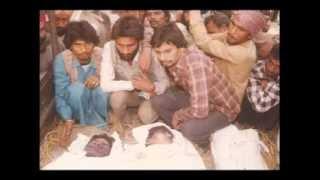 Chamkila Killed In 8 - 3-1988 Mehsampur, Phillaur, Jalandhar (PUNJAB}