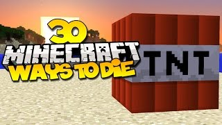 30 Ways To Die In Minecraft