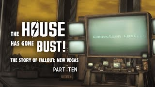 The Story of Fallout New Vegas Part 10: The House Has Gone Bust! Robert House's Ignominious End