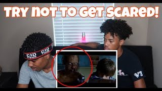 TRY NOT TO GET SCARED CHALLENGE!!! (GETS INTENSE)