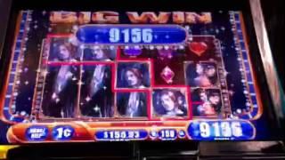 Big Win Vampire's Embrace Slot