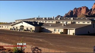 Polygamy mansion turned into Colo. City bed and breakfast