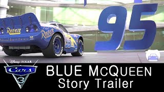 CARS 3 | Lightning McQueen Blue | Edited Trailer
