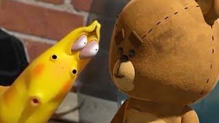 LARVA - LARVA AND THE TEDDY BEAR   Larva 2018   Cartoons For Children   LARVA Official