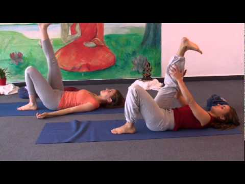 Yoga for your Back - 20 Minute Yoga Class